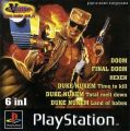 Doom, Final Doom, Hexen, Duke Nukem: Time to Kill, Total Meltdow