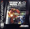 Iron Man and X-O: Manowar in Heavy Metal