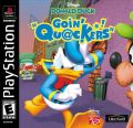 Donald Duck - Goin Quackers