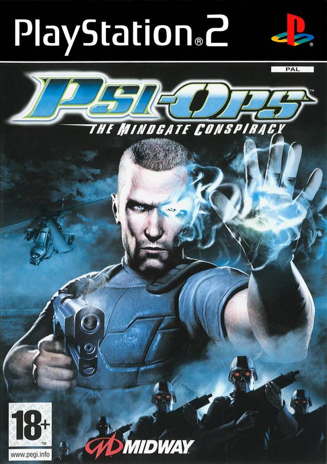 Psi Ops The Mindgate Conspiracy (2005/RUS/RePack by R.G.CensuS) .
