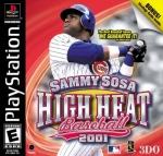 Sammy Sosa High-Heat Baseball 2001