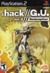 .hack//G.U. vol. 3//Redemption