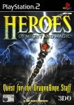 Heroes of Might and Magic : Quest for the Dragon Bone Staff