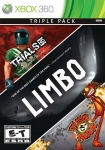 XBLA Triple Pack: Limbo, Trials HD, and 'Splosion Man