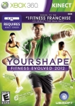 [Kinect] Your Shape Fitness Evolved 2012
