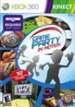 [Kinect] Game Party: In Motion