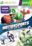 [Kinect] MotionSports: Play for Real