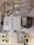 #Консоль Nintendo Wii + аксессуары и игры